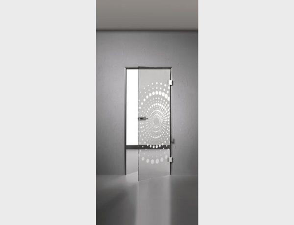 Usa interior din sticla LEBO Sensita Helix